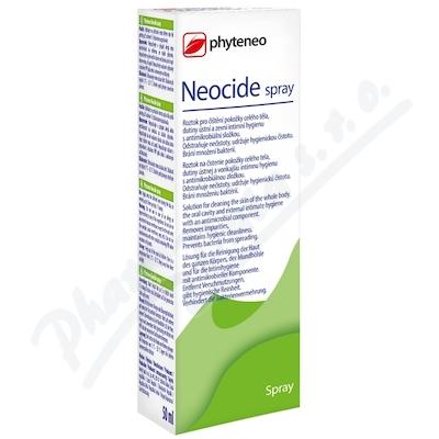 Phyteneo Neocide spr.0.1% Octenidi.50ml
