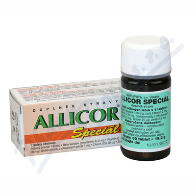Allicor Special tbl.60