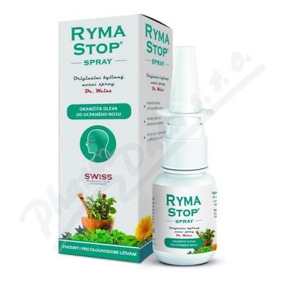 RymaSTOP Dr.Weiss-bylin.nosní spray 30ml