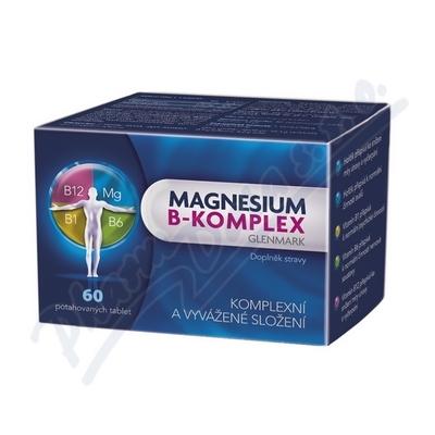 Magnesium B-komplex 60tbl.