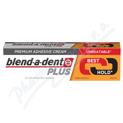Blend-a-dent upev.krém Plus Duo Power40g