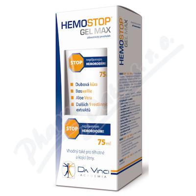 HemoStop Gel Max D.V.Academia 75ml