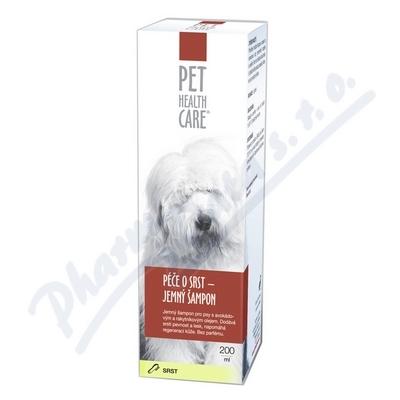 PHC Péče o srst-jemný šampon 200ml