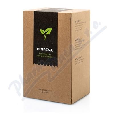 ARO Bylinný čaj Migréna n.s.20x2g