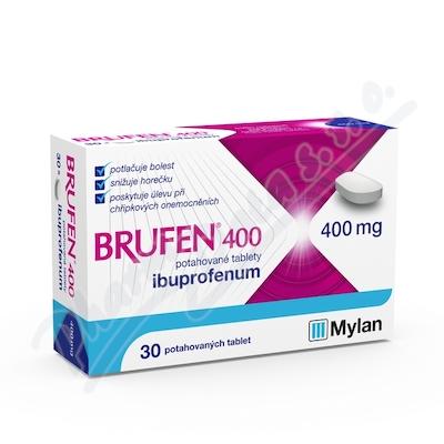 Brufen 400 por.tbl.30x400 mg