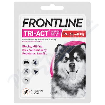 Frontline Tri-Act psi 40-60kg XLspot.1x1