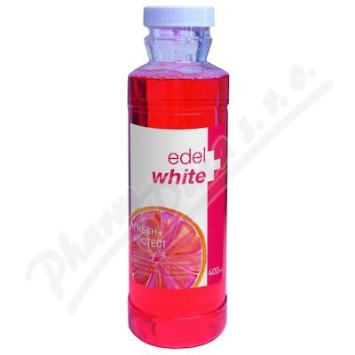 EDEL+WHITE Úst.voda Fresh+Protect 400ml