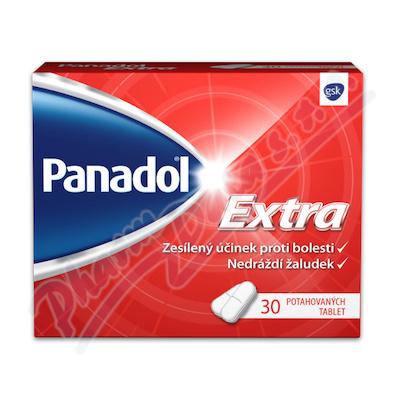 Panadol Extra 500mg/65mg tbl.flm.30