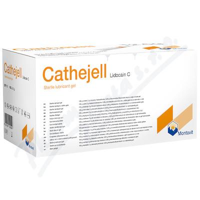 Cathejell Lidocaine C inj.25x8.5g