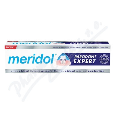 Meridol zubni pasta Paradont Expert 75ml