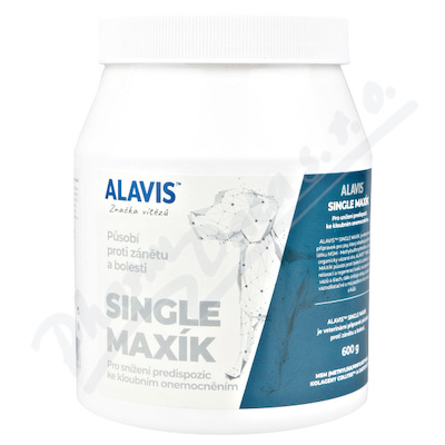 ALAVIS Single MAXIK 600 g