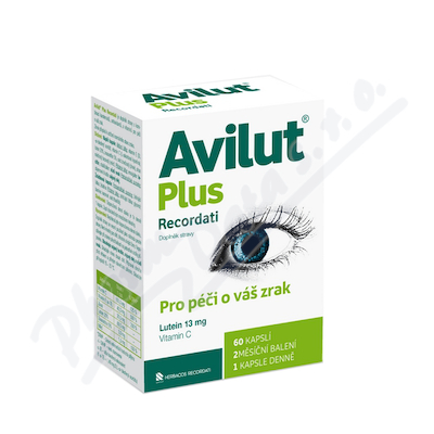 Avilut Plus Recordati cps.60