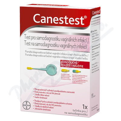 Canestest test pro samodiagn.vagin.infek