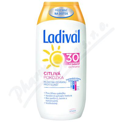 LADIVAL Citl.pokožka OF30 mléko 200ml