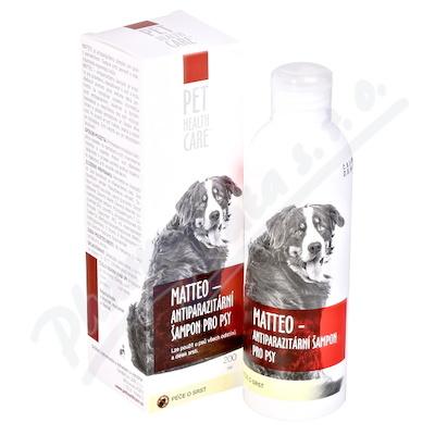 PHC MATTEO antipar.šampon pro psy 200ml
