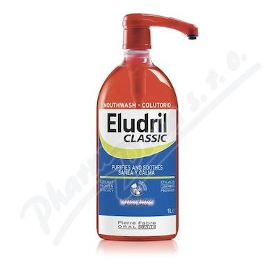 Eludril ClasscC ústní voda 1l
