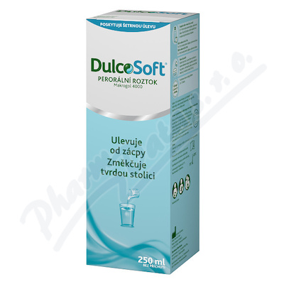 Dulcosoft 125g/250 ml Or.sol.