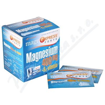 Magnesium Hořčík 400mg+vit.B6 20x5,7g