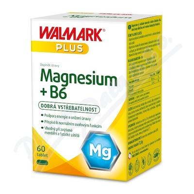 W Magnesium + B6 tbl.60