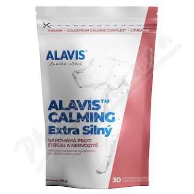 ALAVIS Calming Extra silný 96 g 30tbl