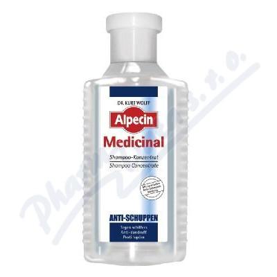 ALPECIN Medicinal šamp.proti lupům 200ml