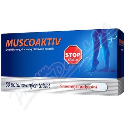 Zdrovit Muscoaktiv tbl.50