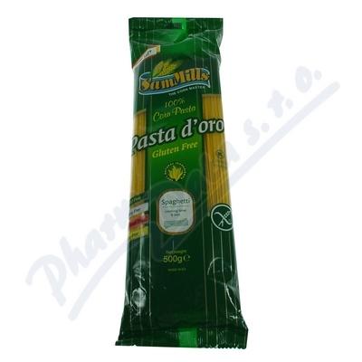 Bezlepkové kukuř.těstoviny 500g špagety