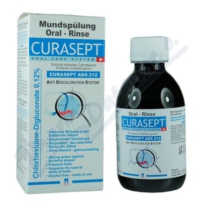 CURAPROX CURASEPT ADS 212 úst.voda 200ml