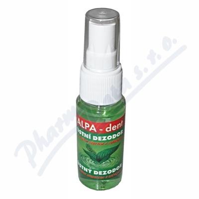 ALPA Dent úst.dezodorant 30ml