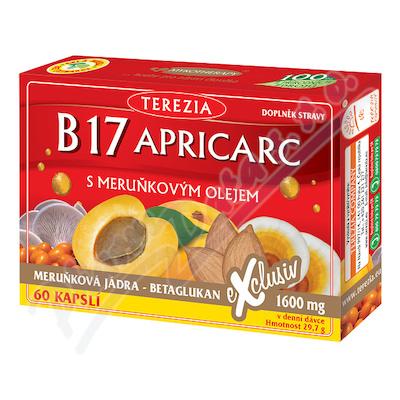 B17 APRICARC s meruň.olej.cps.50+10
