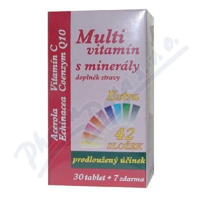 MedPh Multivit.s min.+extra C tbl.37