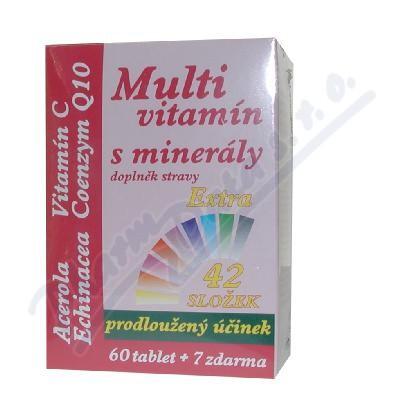 MedPh Multivit.s min.+extra C tbl.67