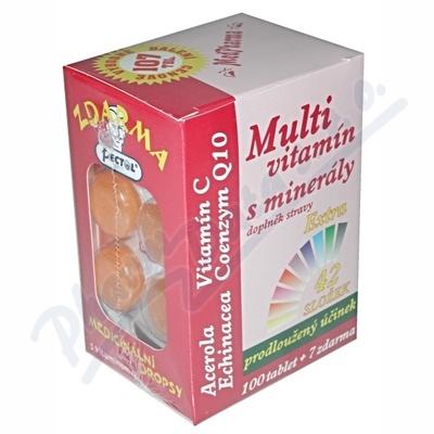 MedPh Multivit.s min.+extra C 107tbl.