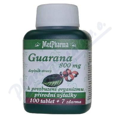 MedPh Guarana 800mg 107tbl.