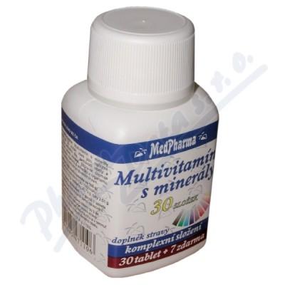 MedPh Multi.s min.30složek tbl.37