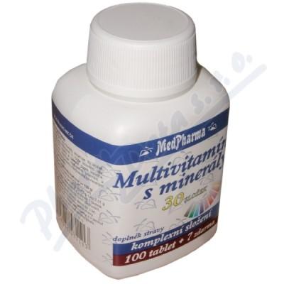 MedPh Multi.s min.30složek tbl.107