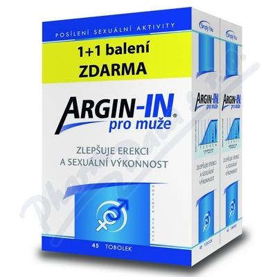 Argin-IN pro muže tob.45+45 tob.zdarma