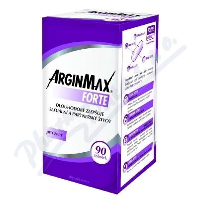 ArginMax Forte pro ženy tob.90