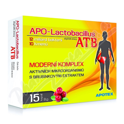 Apo-Lactobacillus ATB 15cps.