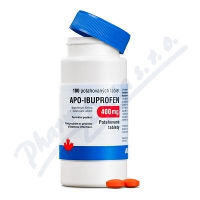 Apo-Ibuprofen tbl.por.flm.100x400mg