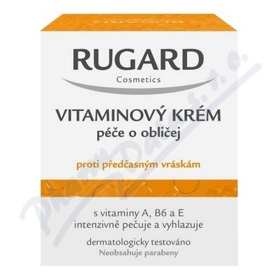 Rugard vitamín creme 50ml