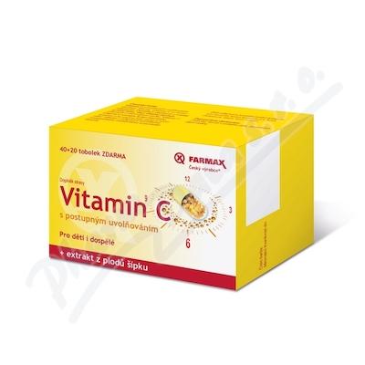 Vitamin C post.uvol.tob.60 FARMAX