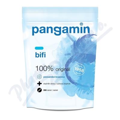 Pangamin Bifi 200tbl.modrý sáček