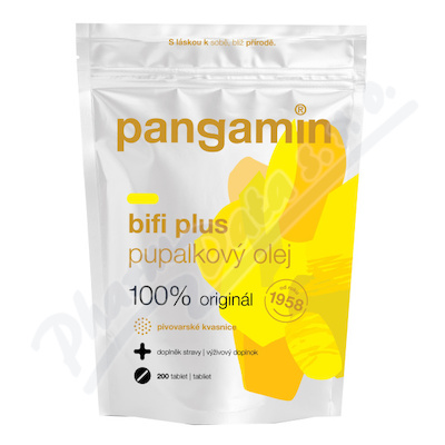 Pangamin bifi plus 200tbl žl.sá.inul-syn