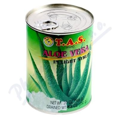 Aloe Vera kompot s nízkým obsahem cukru